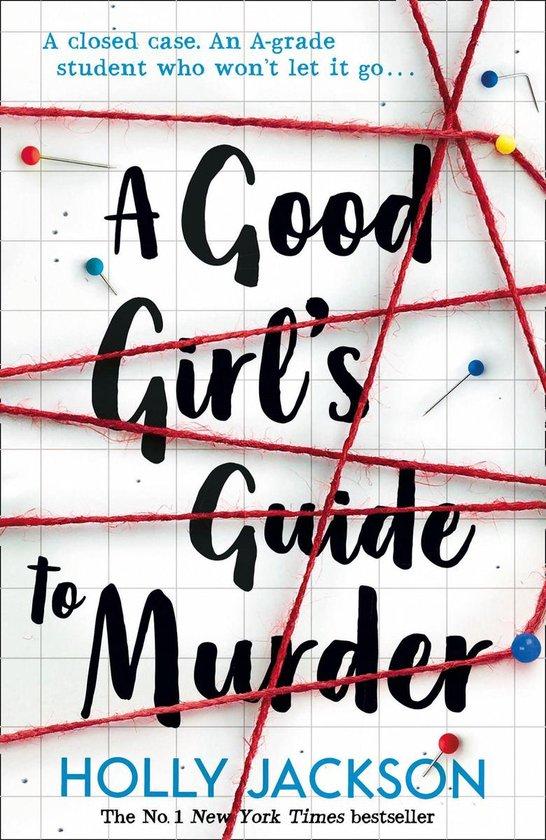 Boek cover A Good Girls Guide to Murder van Holly Jackson (Onbekend)
