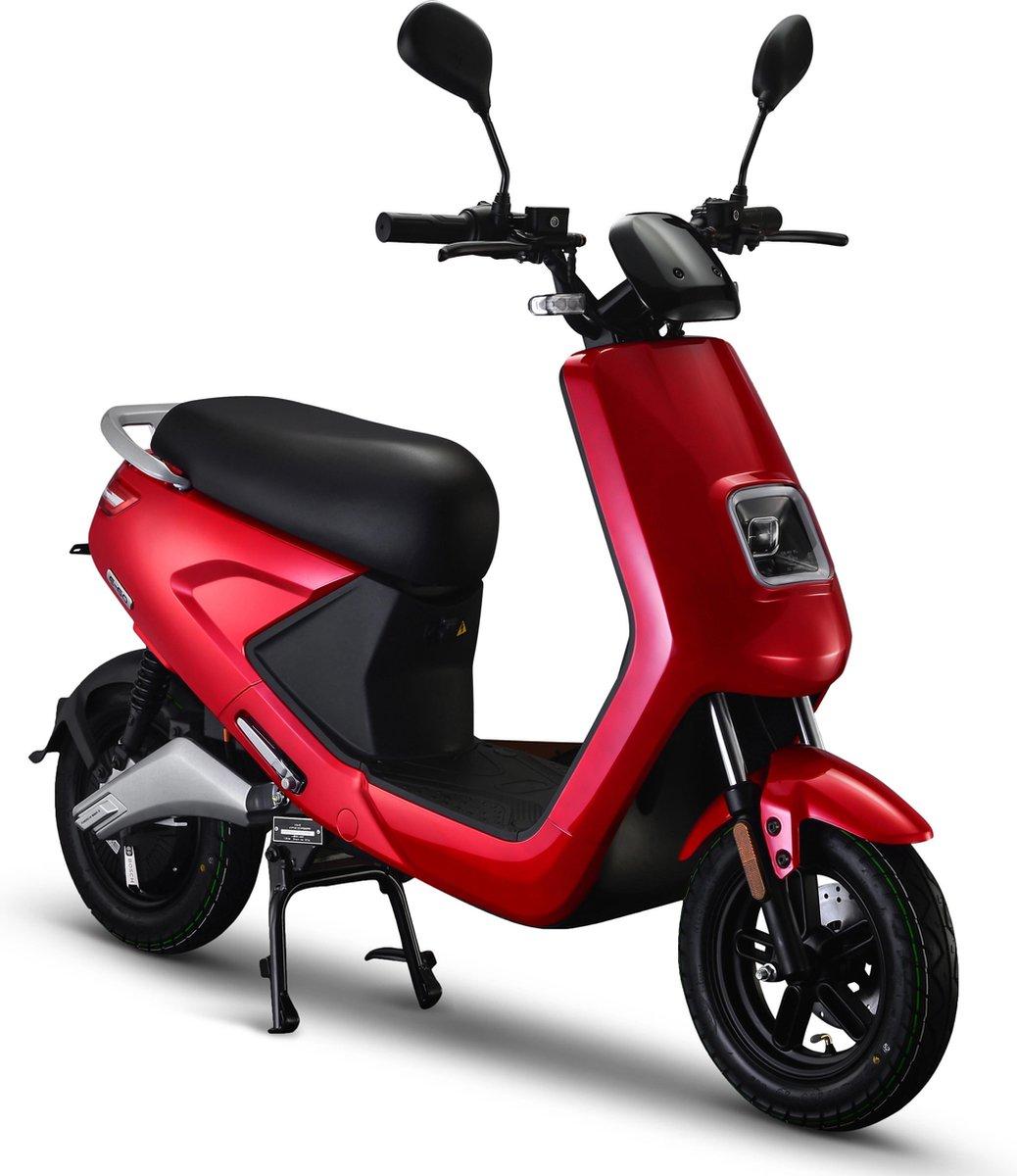 IVA E-GO Elektrische Scooter S4 Rood