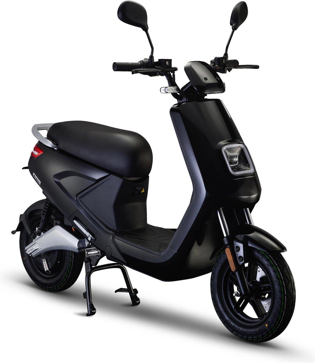 IVA E-GO S4 Elektrische Scooter Zwart