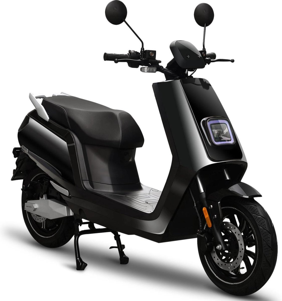 IVA E-GO S5 Elektrische Scooter Zwart