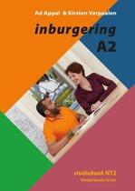 Boek cover Inburgering A2 van Ad Appel (Paperback)