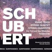 Quintessence Schubert: Piano Trios, String Quintet