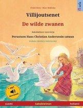 Villijoutsenet - De Wilde Zwanen (Suomi - Hollanti)