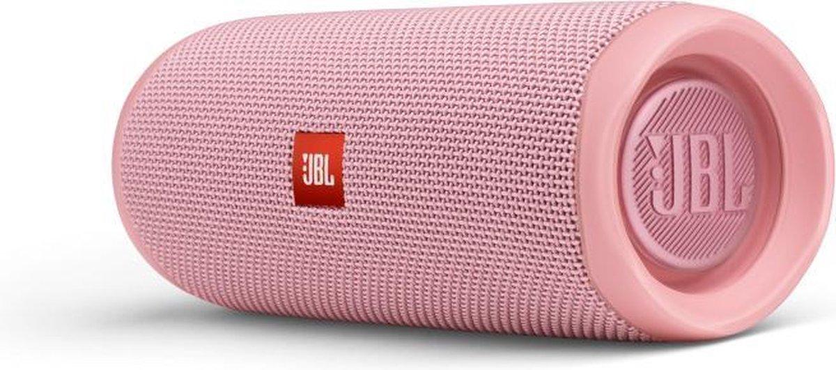 JBL Flip 5 Roze - Draagbare Bluetooth Speaker