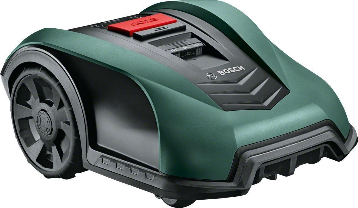 Bosch Indego S+ 350 Robotmaaier - Voor gazons tot 350 m2 - Incl. laadstation en accessoires - Connected
