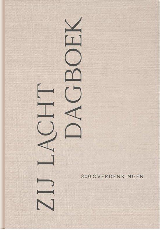 Boek cover Zij Lacht dagboek van Diverse auteurs (Hardcover)