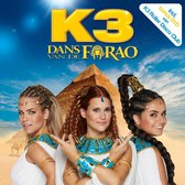 CD cover van Dans van de Farao van K3