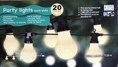 Party Lights LED warm white voor binnen en buiten | 20 bulbs |