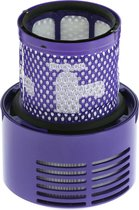 HEPA filter voor Dyson V10 Stofzuiger Motor ✓ Wasbaar ✓ Prijs/Kwaliteit - Paars