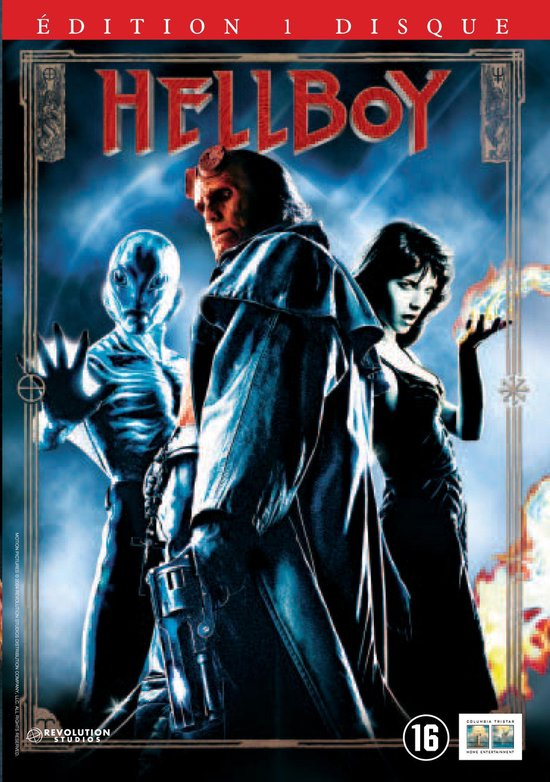 Cover van de film 'Hellboy'