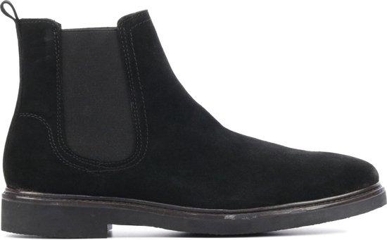 Stefano Lauran Mannen Leren Boots - S3007 - 46