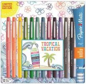 FLAIR TROPICAL ASSORTED BLISTER 12 - Multi