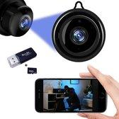 Spy Camera met App – Verborgen Camera met Bewegingsdetectie –...