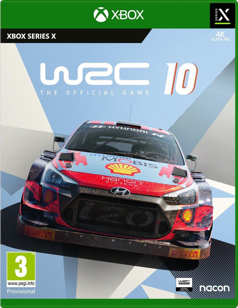WRC 10 – Xbox Series X