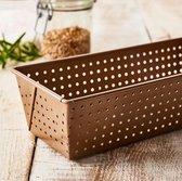 Birkmann - Brood bakvorm- geperforeerd - 20 cm
