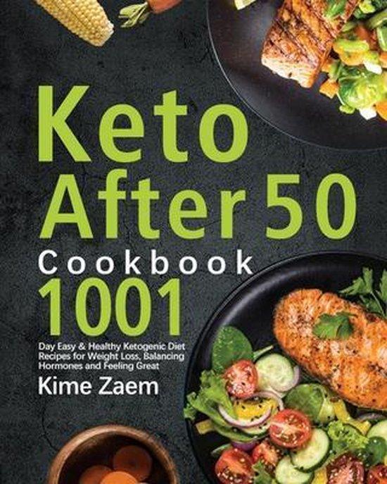 Keto After 50 Cookbook