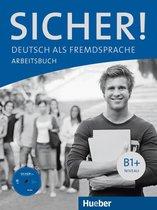 Sicher! B1+ Arbeitsbuch + Audio-CD