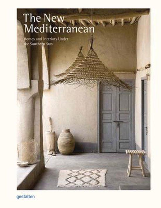 Boek cover The New Mediterranean van Gestalten (Hardcover)
