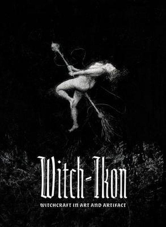 Boek cover Witch-Ikon van  (Paperback)