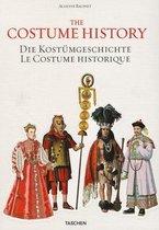 Auguste Racinet The Costume History
