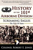 Boek cover History of the 101st Airborne Division van
