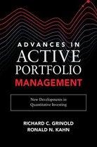 Boek cover Advances in Active Portfolio Management: New Developments in Quantitative Investing van Ronald N. Kahn