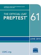 The Official LSAT Preptest 61
