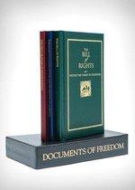 Boek cover Documents of Freedom Boxed Set van