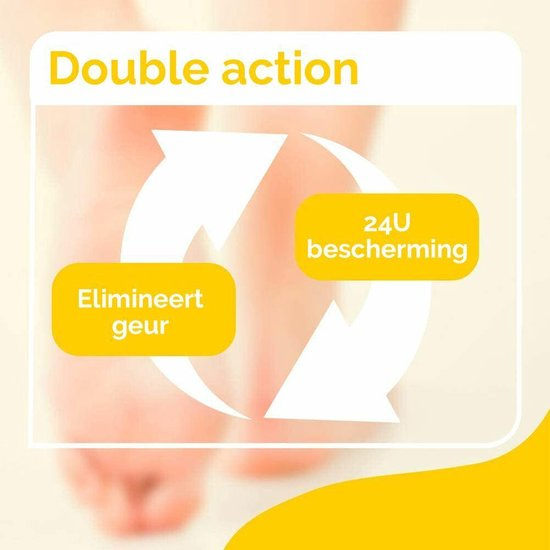 Scholl Fresh Step Deodorant Spray Voetdeodorant- 150 ml - Scholl