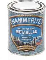 Hammerite Hamerslag Donkerblauw H128 750ML