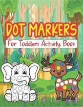 Dot Markers For Toddlers Activity Book