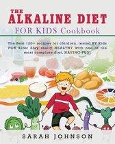 Omslag Alkaline Diet for Kids Cookbook