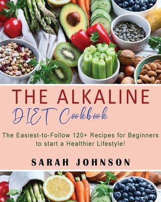 Omslag van Alkaline Diet Cookbook