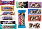 USA Chocolade Repen Pakket - 12 Delig