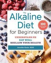 Boek cover The Alkaline Diet for Beginners van Jennifer Koslo