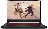 MSI Gaming GF66 Katana 11UC-013NL Katana - Gaming Laptop - 15.6 inch - 144 Hz - Zwart