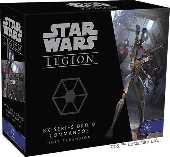 Afbeelding van het spel STAR WARS: LEGION COMANDO DE DROIDES SERIE BX