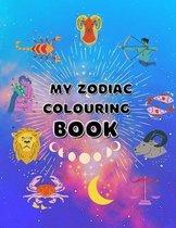 Zodiac Colouring Book