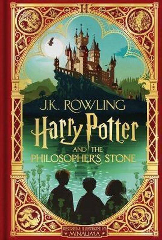 Boek cover Harry Potter and the Philosophers Stone van J.K. Rowling (Hardcover)