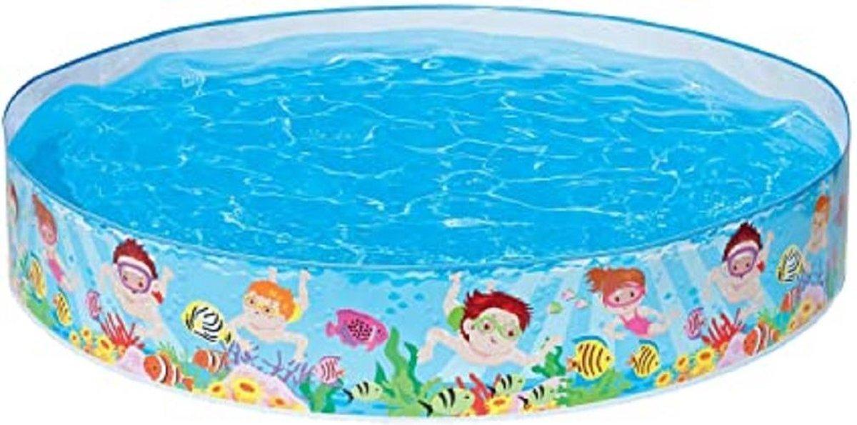 Intex kinderzwembad 1,52m x 25cm