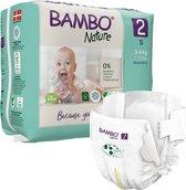 Bambo Nature luiers maat 2 S (30 stuks)  3 tot 6 kg