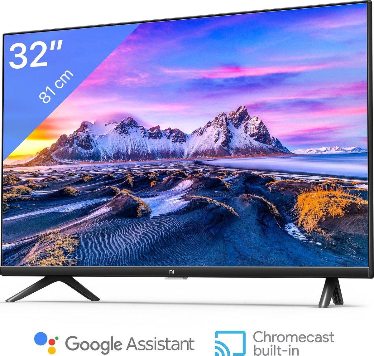 Xiaomi Mi Smart TV P1 – 32 inch – HD ready LED – 2021
