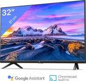 Xiaomi Mi Smart TV P1 (2021) – Televisie – LED – 32 Inch – HD Ready – New Frameless Design - Android 9.0 – Google Assistant – Ingebouwde Chromecast – 3 HDMI – 2 USB