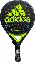 Adidas X-Treme LTD Padel racket Blauw-Flour-Geel 2021