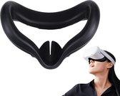 Oculus Quest 2 VR cover – Silicone masker – Zwart – VR accessoires