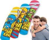 Lifemed Kinder-Pflaster-Strips 'Ninjas', 10er