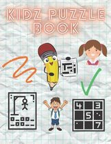 Kidz Puzzle Book