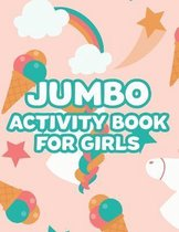 Jumbo Activity Book For Girls