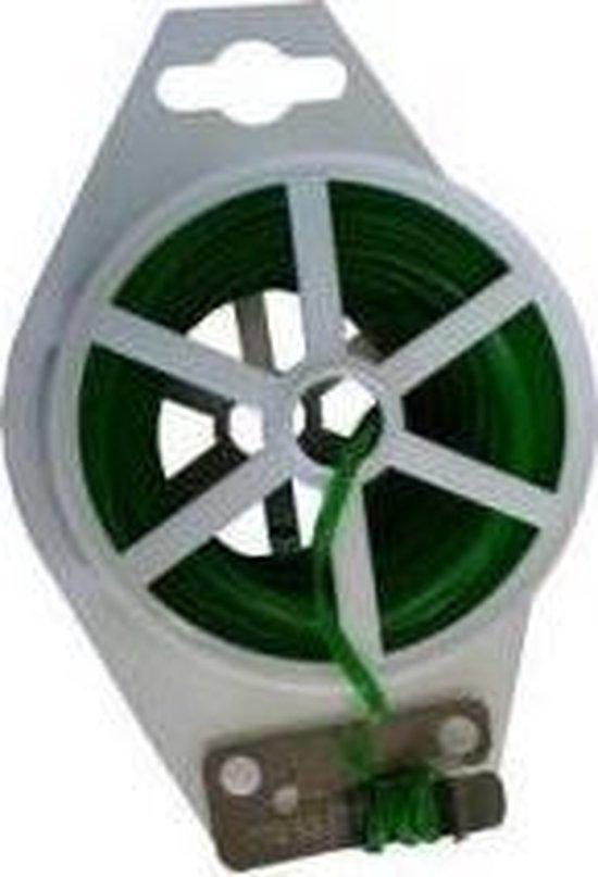 Hobbydraad groen 50 m 0,6-1,1 mm