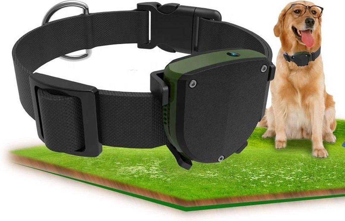 LuPets Gps Tracker Hond - Gps Tracker Kat - Gps Kat - Gps Hond - Huisdier GPS Tracker - Met Simkaart
